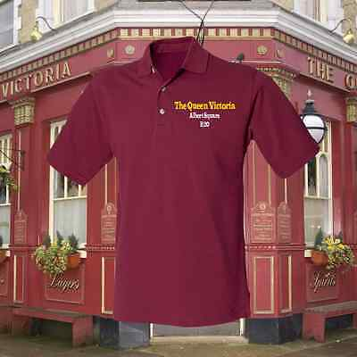 Eastenders Themed Queen Victoria Polo Shirt