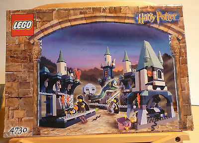 "Genuine original Lego""Chamber of Secrets"" set 4730 instructions only ."