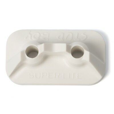 STUD BOY Super-Lite Pro Series Backer Plate  Part# 2511-P1-WHT