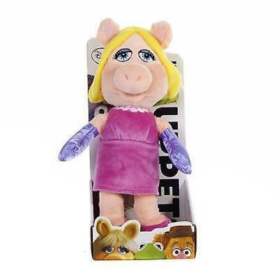 """The Muppets Show 10"""" Flopsies Soft Plush Toy - Miss Piggy - 33352 - Posh Paws"""