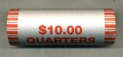 2002 D Ohio State Quarters - Bank Roll