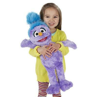 The Furchester Hotel - Sesame Street - Jumbo 50cm Plush Toy - Phoebe - B1980