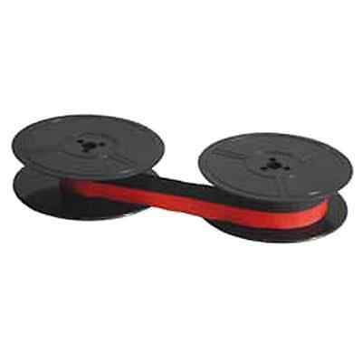 TYPEWRITER SPOOL 1001FN GROUP 1 DIN 2103 DIN2103 OLYMPIA BLACK/RED Ink Ribbon