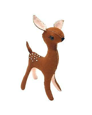 The Crafty Kit Co Flora the Fawn sewing kit & pattern