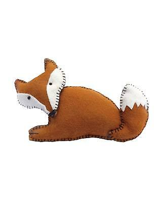 The Crafty Kit Co Felix the Fox sewing kit & pattern