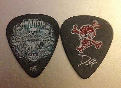 "Duff McKagan ""Loaded"" Guitar Pick  -  Older - Nice Detail"
