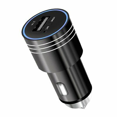 HOT Mini Bluetooth Car FM Transmitter Radio Adapter USB Charger MP3 Player AC590