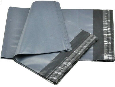 400 - #1 - 6x9 Poly Mailers Shipping Envelopes Self Sealing Bags 6 x 9 - 2.4 Mil