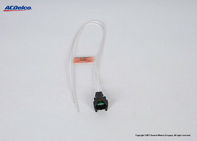 Acdelco Pt2509 Gm Original Equipment Brake Fluid Level Indicator Switch Pigtail