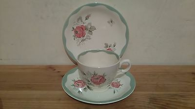 Trio by Royal Staffordshire China designed by Clarice Cliff - 1930s