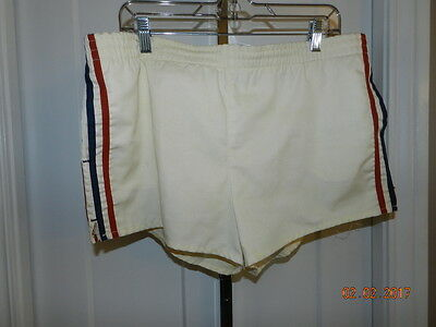 "Vtg 80S ""Jantzen"" Swim Trunks Bathing Suit Shorts Usa Mens 40"