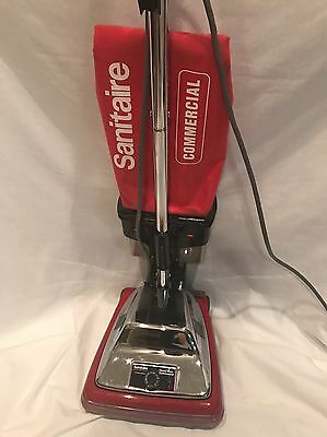 Electrolux Sanitaire SC887 B-3 Commercial Upright Vacuum Cleaner ~ Bagless