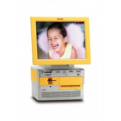 Kodak G3 G4 Picture Kiosk 2 Power Switches & 1 Network Router Kit