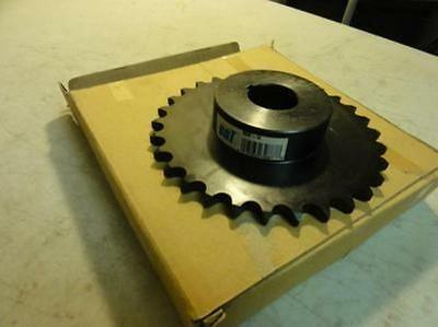 """40043 New In box, UST H50B30F-1 1/4 Sprocket #50, 30T, 1-1/4"""" Bore"""