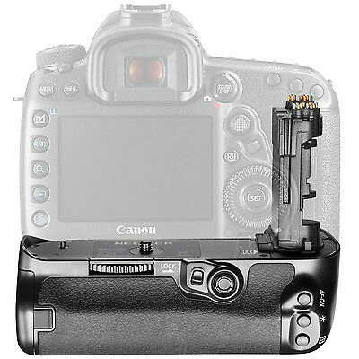 Neewer Battery Grip with Li-ion Battery for Canon 5D Mark  IV Camera