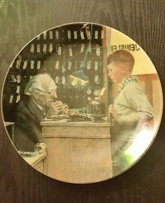 The Jeweler by Norman Rockwell #3490B