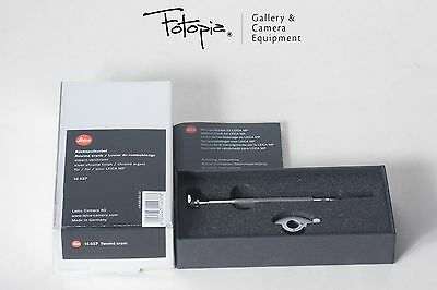 Brand New Leica Rewind Crank for Leica MP - Silver / 14437