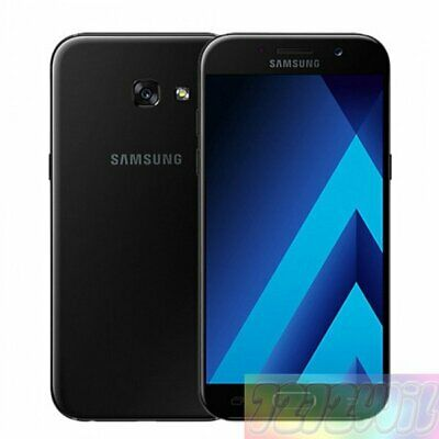 Samsung Galaxy A320FD A3 (2017) Black 16GB 4G Unlocked AU WARRANTY Smartphone