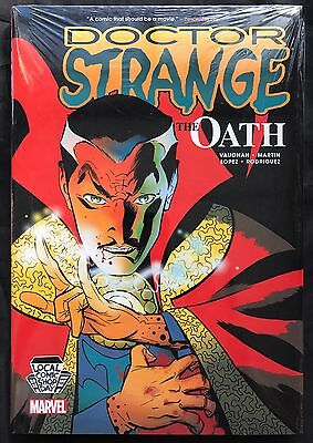 Marvel Doctor Strange The Oath Hardcover LCSD 2016 Exclusive
