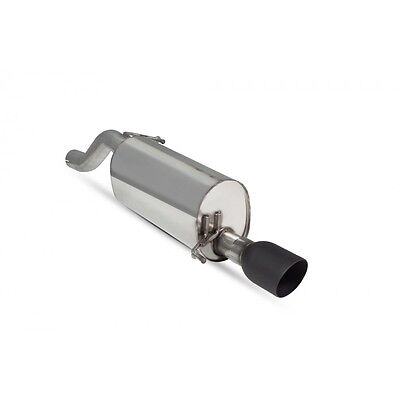 Scorpion Performance Exhaust Vauxhall Corsa 1.0T 14- Rear Silencer