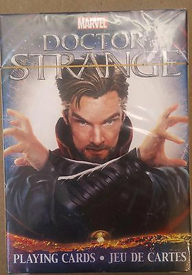 Doctor Strange Movie Playing Cards Deck 2017