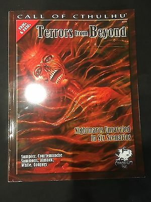 Call Of Cthulhu - Terrors From Beyond Softcover