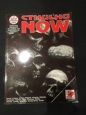 Call Of Cthulhu - Cthulhu Now Softcover 3307