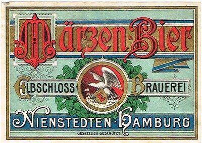 1910s Germany Nienstedten Marzen Hamburg Bier Stephens Collection Tavern Trove