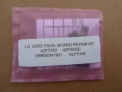EBR68341901 EAX62080701 Y-Sus Board For  LG 42PW350 Repair Kit