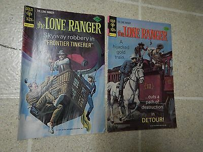The Lone Ranger #24 and #26 Lot Nice Shape
