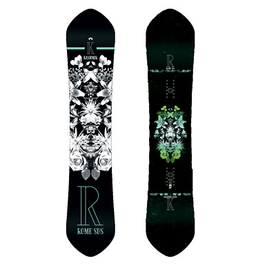 Rome Kashmir Womens 2018 Snowboard Board Snow Free Delivery Australia