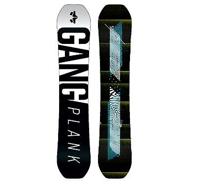 Rome Gang Plank Mens 2018 Snowboard Board Snow Free Delivery Australia