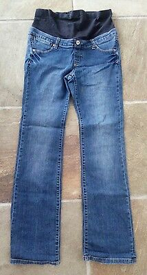 womens maternity jeans size 10
