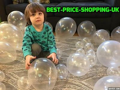 10-100 pcs Clear Baloons Transparent Balloons Wedding Birthday Party Decorations