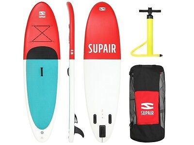 SUPAIR 10'0 - Inflatable SUP board 215Ltr -max 245 lbs -30 PSI tested