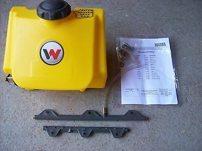 Wacker WP1550 / WP1540 plate tamper compactor water system kit - OEM # 0112125