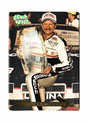 ****FREE SHIPPING**** 1.50$ each Dale earnhardt trading cards