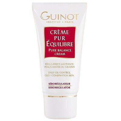 Guinot Facial Purifying Creme Pur Equilibre Pure Balance Cream 50ml for women