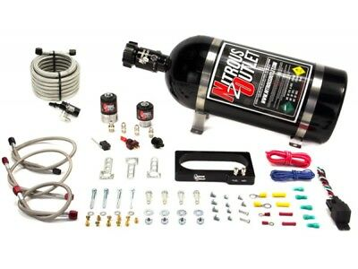 Nitrous Outlet Wet Plate Nitrous Kit -07-14 GT 500 Mustang Plate System-50-200HP