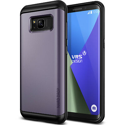 VRS Design [Thor] Shockproof Slim Case TPU Cover For Samsung Galaxy S8 / S8 Plus