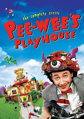 Pee-Wee's Playhouse: The Complete Series [New DVD] Boxed Set, Full Frame, Subt