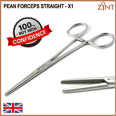 Rochester-Pean Clamps Forceps Straight Surgical Tweezers Artery Laboratory Tools