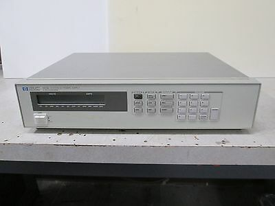 Agilent / Hp 6633A System Dc Power Supply