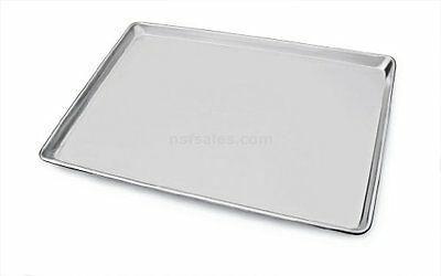 New Star Foodservice 36930 Sheet Pan 18 Gauge 18in x 26in Full Size Pack of 12