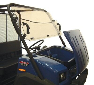 Front DIRECTION 2 Full Windshield with hood access  Part# MULEWS1000A