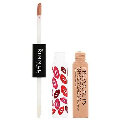 Rimmel Provocalips 16 Hour Kissproof Lip Colour 700 Skinny Dipping