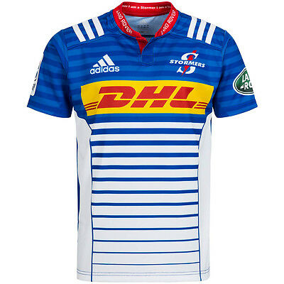The Stormers Sudáfrica Rugby adidas Camiseta Local Home Jersey S52522 nuevo