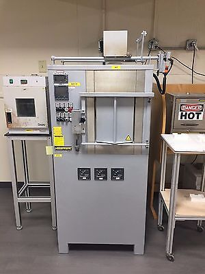 Nabertherm HT 32/16 3000C Front Loading Box Furnace