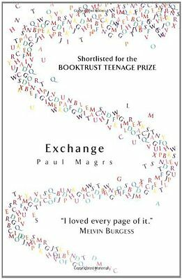 *ex-library*',Exchange,Paul Magrs