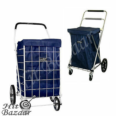 Shopping Cart Liner Dolly Cover Trolley Insert Grocery Laundry Basket Bag Hood